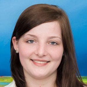 Maren Becker Ansprechpartnerin für Transportbänder