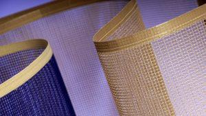 Bänder aus PTFE (Teflon) oder Glasgewebe