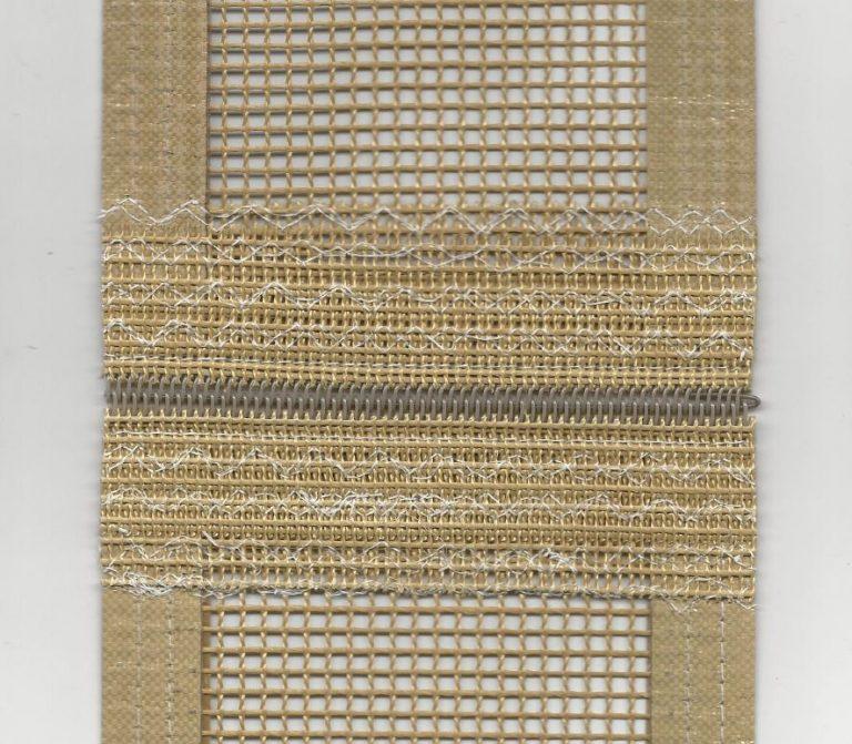 PTFE Band mit Kunststoffverbinder